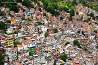 Rocinha: Bird's eye view