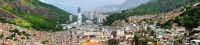 Rocinha: Favela panorama