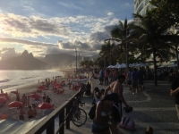 Ipanema: Evening