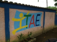 Paraty: ITAE front wall