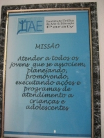 Paraty: ITAE Mission Board