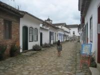 Paraty: Street scene